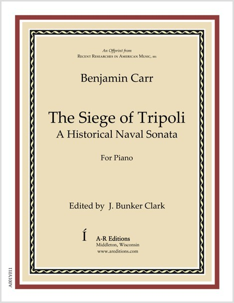 Carr: The Siege of Tripoli