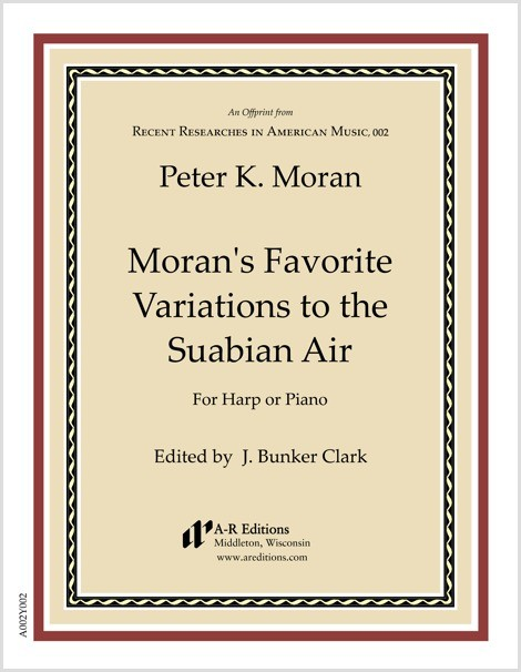 Moran: Moran's Favorite Variations to the Suabian Air