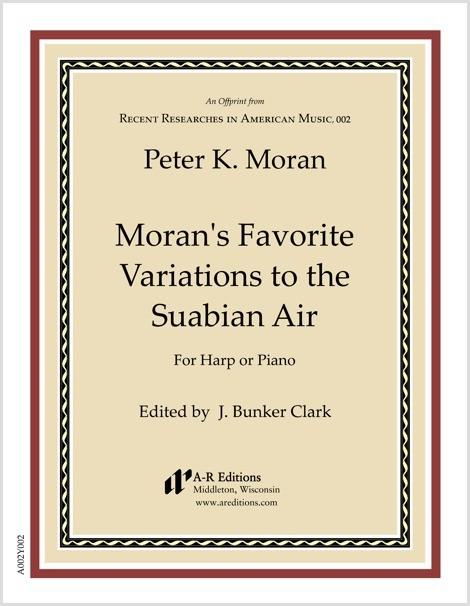 Moran: Moran's Favorite Variations to the Suabian Air