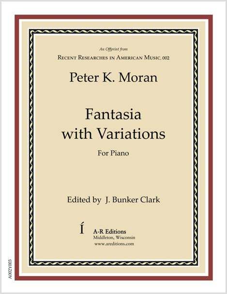 Moran: Fantasia with Variations