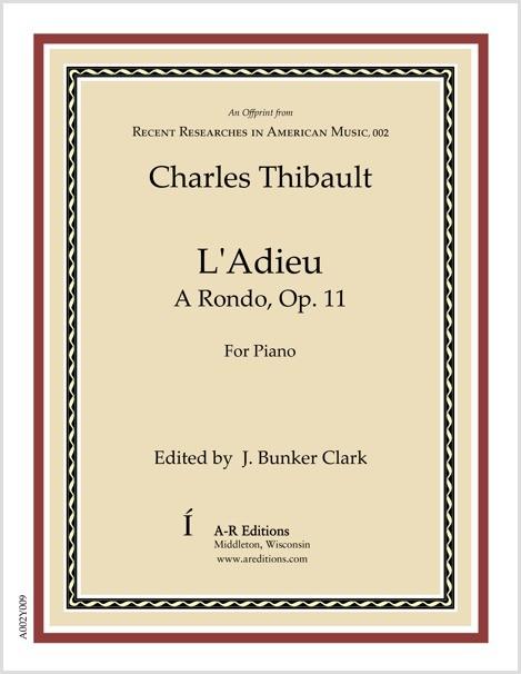 Thibault: L'Adieu