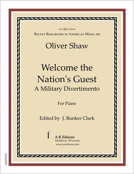 Shaw: Welcome the Nation's Guest