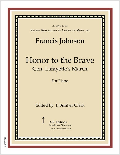Johnson: Honor to the Brave