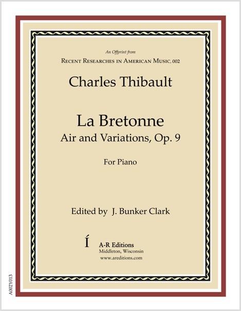 Thibault: La Bretonne