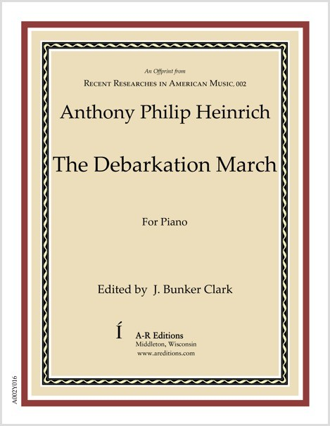 Heinrich: The Debarkation March