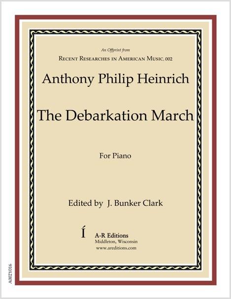 Heinrich: The Debarkation March