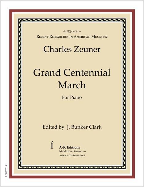 Zeuner: Grand Centennial March