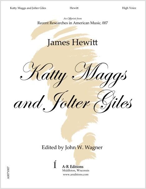 Hewitt: Katty Maggs and Jolter Giles