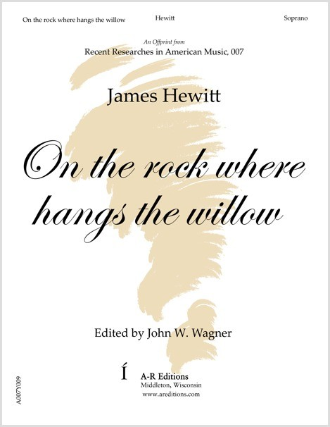 Hewitt: On the rock where hangs the willow