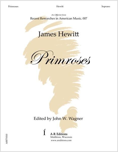 Hewitt: Primroses