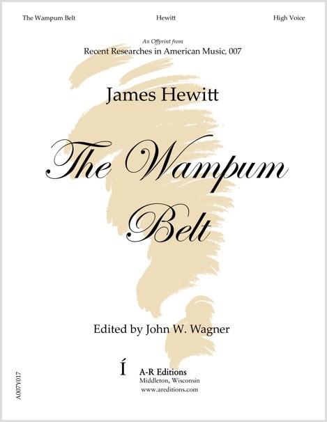 Hewitt: The Wampum Belt