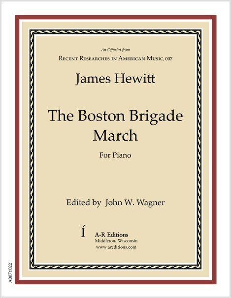 Hewitt: The Boston Brigade March