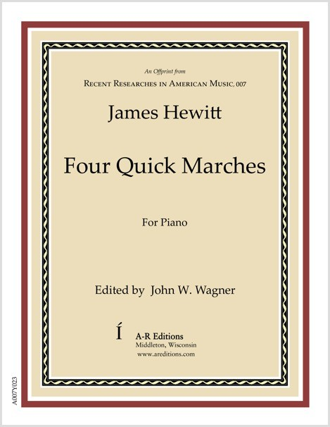 Hewitt: Four Quick Marches