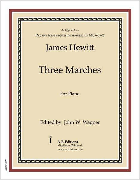 Hewitt: Three Marches