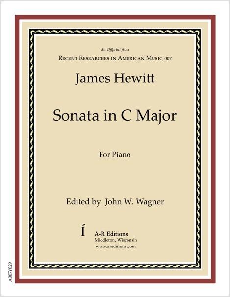 Hewitt: Sonata in C Major