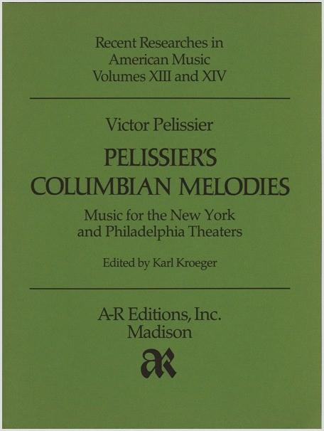 Pelissier's Columbian Melodies