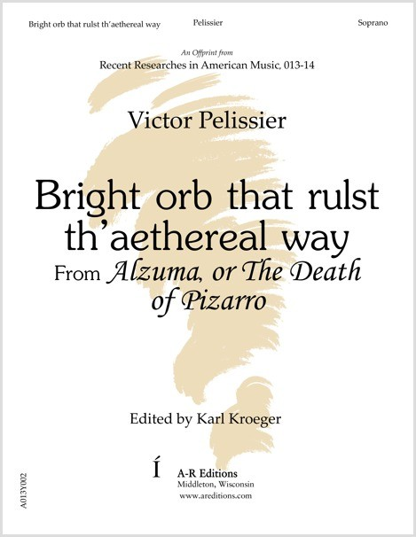 Pelissier: Bright orb that rulst th'aethereal way