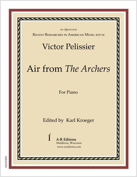 Pelissier: Air from The Archers