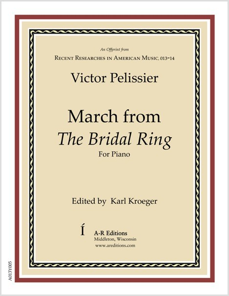 Pelissier: March from The Bridal Ring
