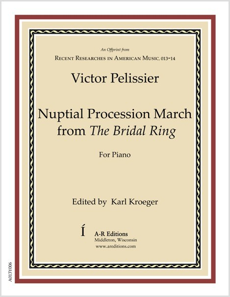 Pelissier: Nuptial Procession March from The Bridal Ring