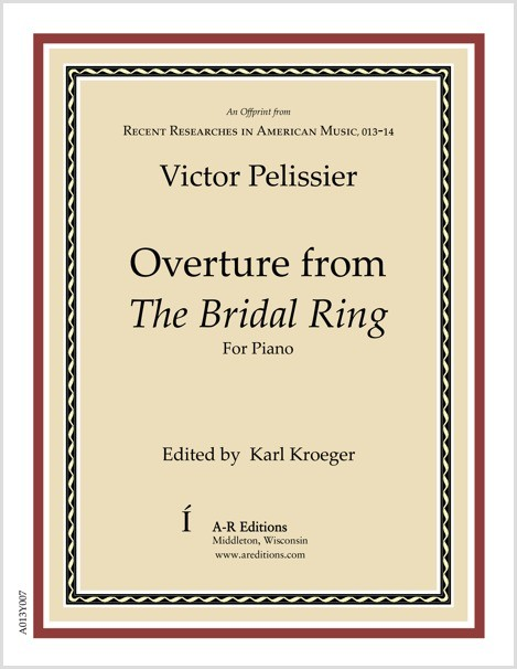 Pelissier: Overture from The Bridal Ring