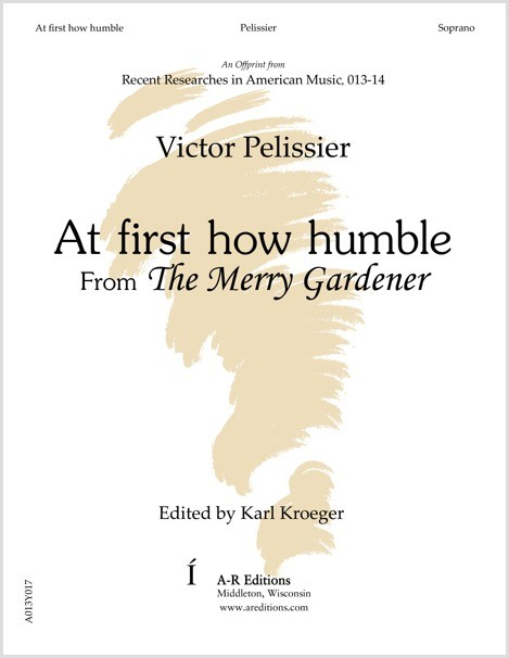 Pelissier: At first how humble