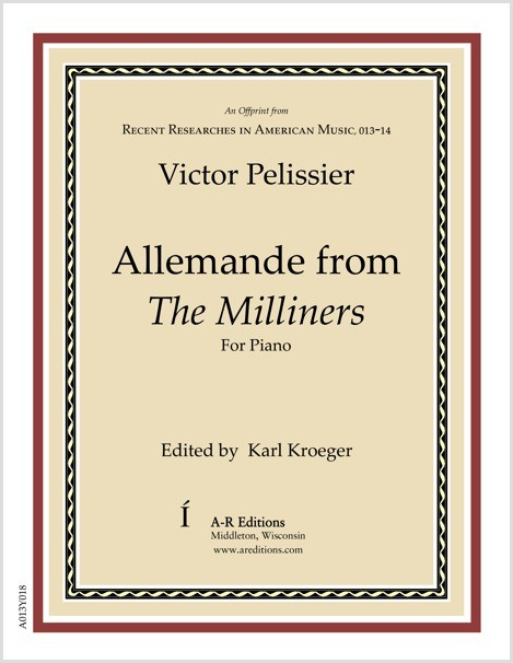Pelissier: Allemande from The Milliners