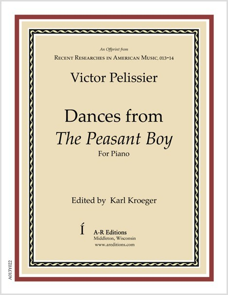 Pelissier: Dances from The Peasant Boy
