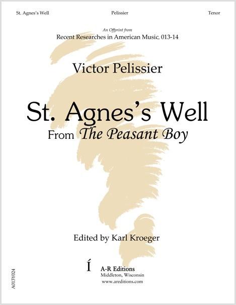 Pelissier: St. Agnes's Well