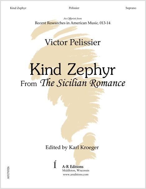 Pelissier: Kind Zephyr