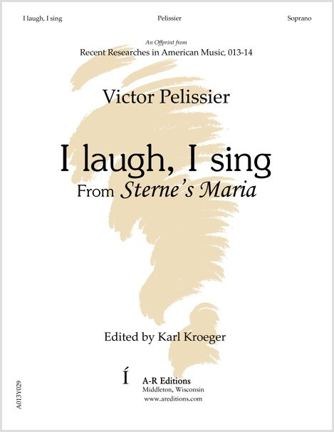 Pelissier: I laugh, I sing