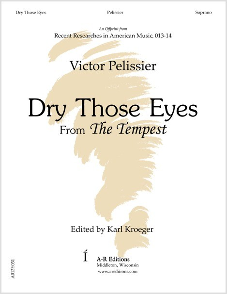 Pelissier: Dry Those Eyes
