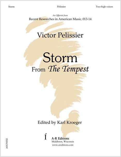 Pelissier: Storm