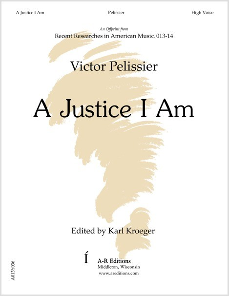Pelissier: A Justice I Am