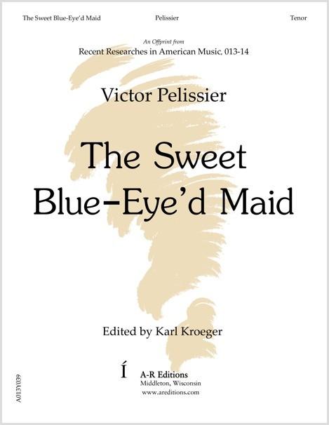 Pelissier: The Sweet Blue-Eye'd Maid