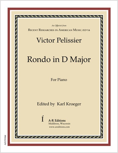 Pelissier: Rondo in D Major