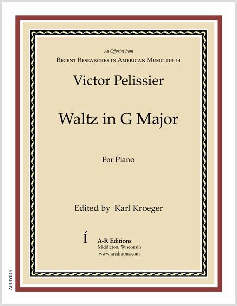 Pelissier: Waltz in G Major
