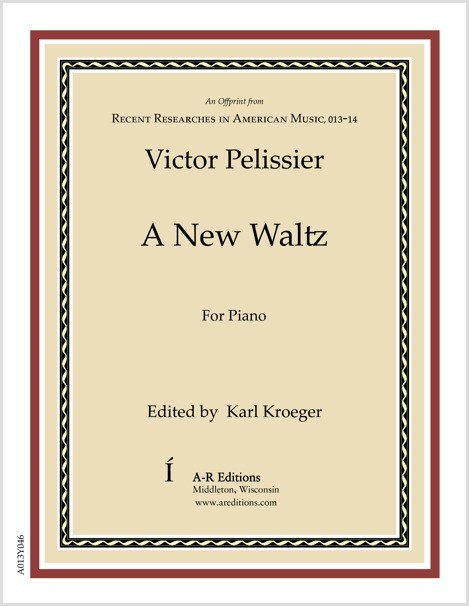 Pelissier: A New Waltz