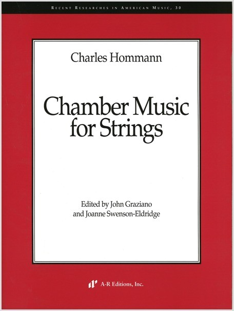Hommann: Chamber Music for Strings