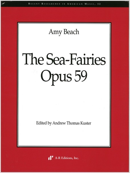 Beach: The Sea-Fairies, Op. 59