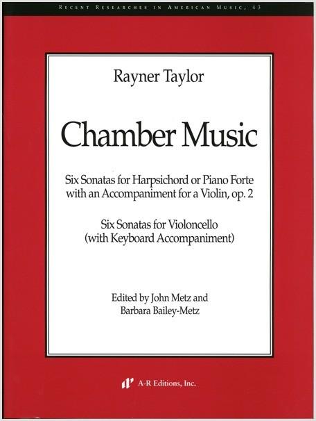 Taylor: Chamber Music