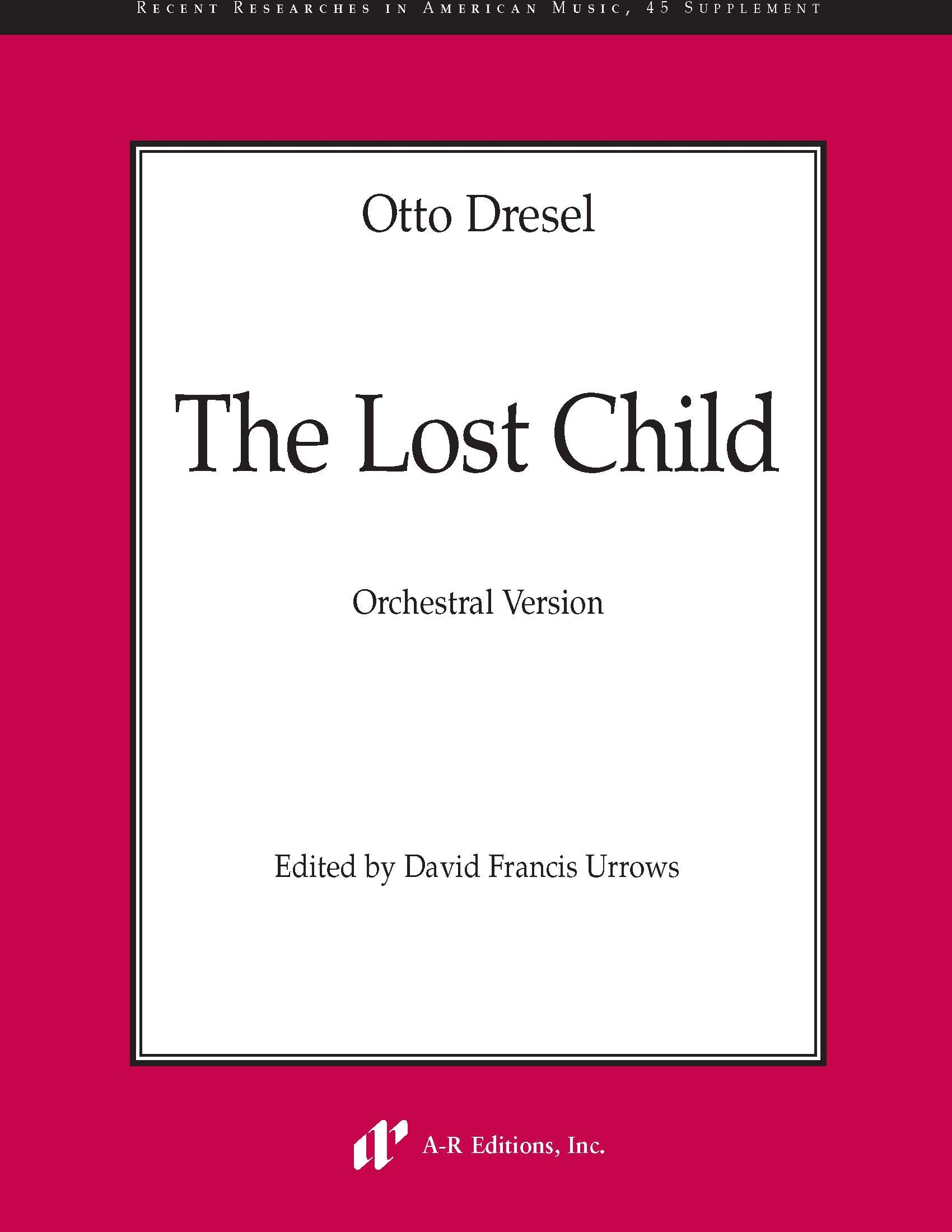Dresel: The Lost Child (Orchestral Version)