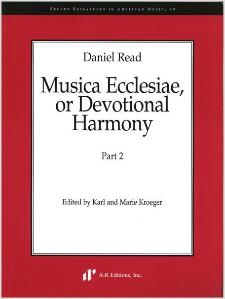 Read: Musica Ecclesiae, Part 2