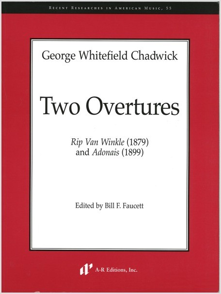 Chadwick: Two Overtures