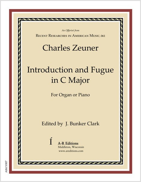 Zeuner: Introduction and Fugue in C Major