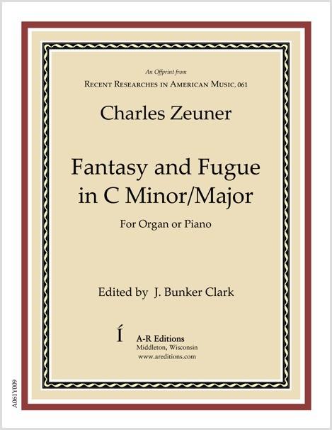 Zeuner: Fantasy and Fugue in C Minor/Major