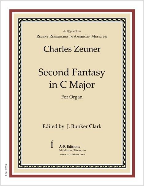 Zeuner: Second Fantasy in C Major
