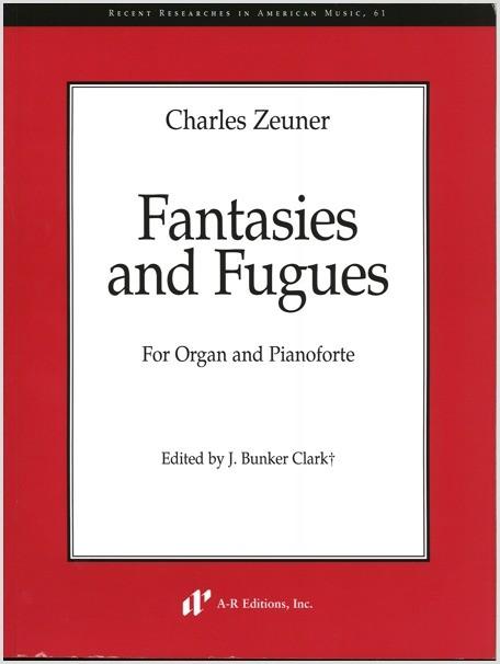 Zeuner: Fantasies and Fugues