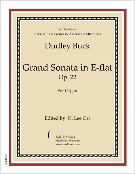 Buck: Grand Sonata in E-flat