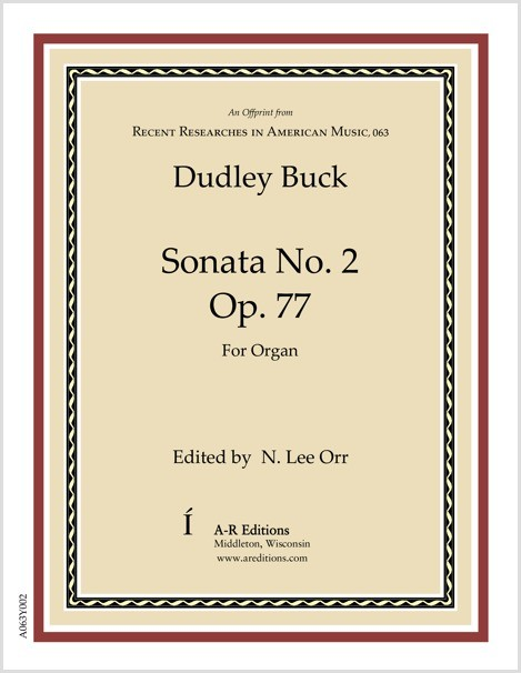 Buck: Sonata No. 2